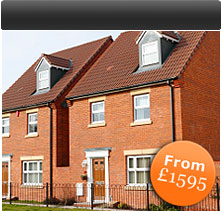 3 Windows 1 door from £1595